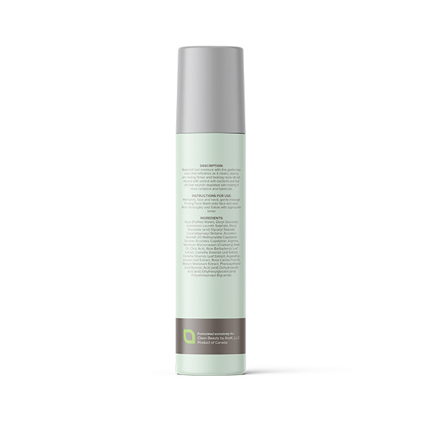 Firming Face Wash