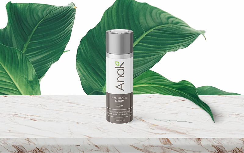 Hyaluronic Serum by Clean Beauty by AnaK