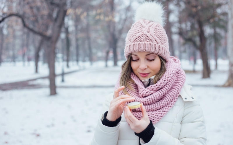 winter clean beauty skincare tips