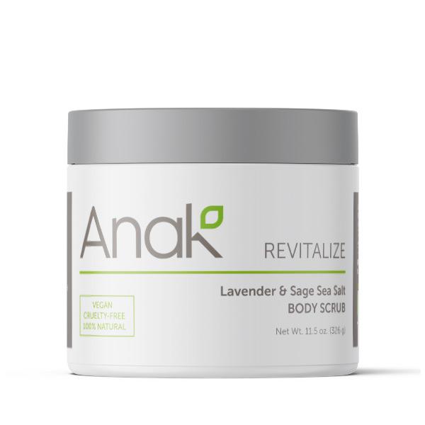 Revitalizing Body Scrub by AnaK
