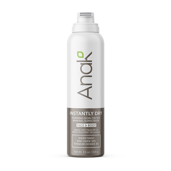 Instantly Dry Sunscreen by AnaK