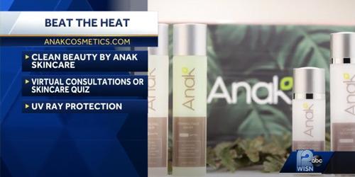 WISN ABC 12 AnaK Cosmetics